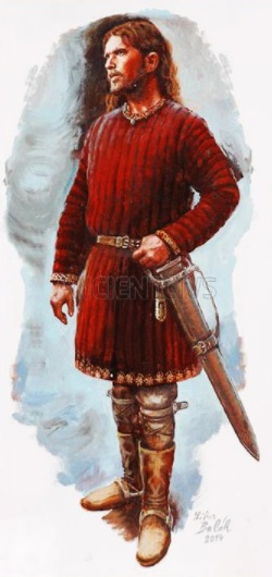 831 г. Моймир I, правитель Моравии, крестился в христианство со своим народом