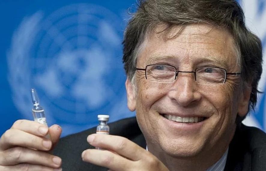 Состоянием Билла Гейтса поддержали планы глобалистов