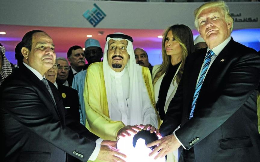 Зачем Трамп натравил страны Ближнего Востока на Катар