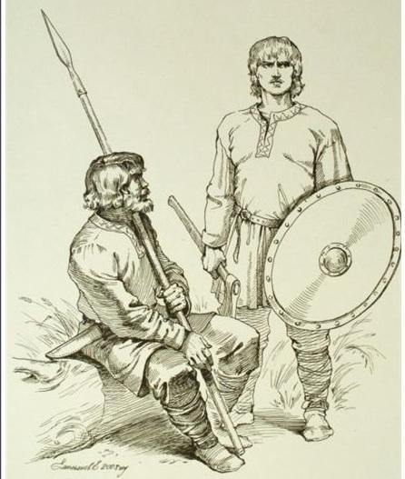 623 г. Само восстает против аваров и создает славянское государство