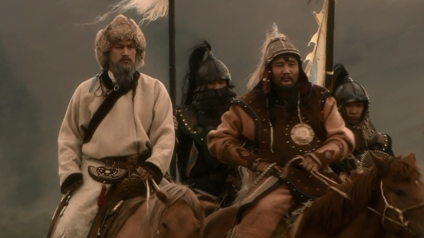 1221 г. Джэбэ и Субэдэй повторно напали на Грузию и разбили грузинских рыцарей