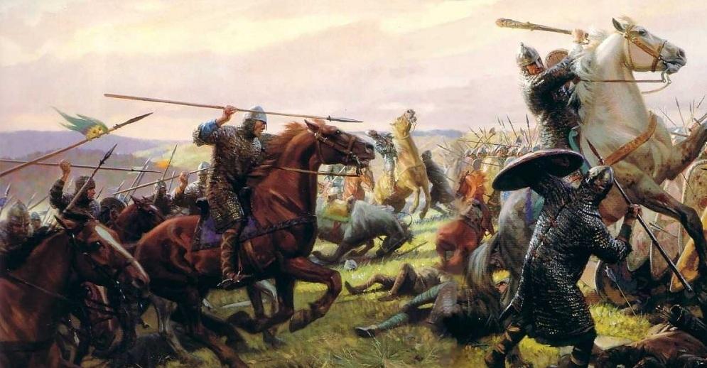 1066 г. Вильгельм Завоеватель разбил Гарольда