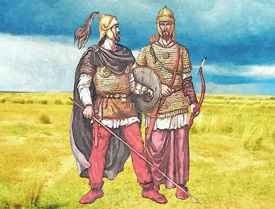-50 г. до н.э. Меоты жили на территории Боспорского царства