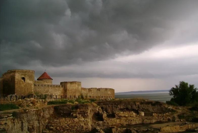 997 г. Печенеги осадили Белгород