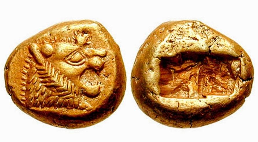 -546 г. до н.э. Крез, правитель Лидии, потерпел поражение в войне с Киром II, правителем Персии