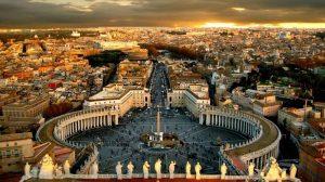 1191 г. Иоахим Флорский создает историософию Третьего Завета
