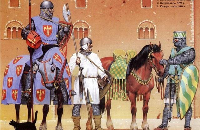 1167 г. Ломбардская лига городов создана против императора