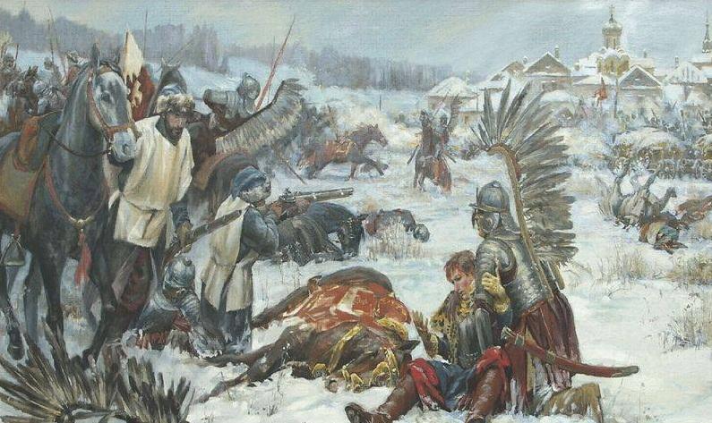 1606 г. Лжедмитрий I, самозванец, убит в результате восстания москвичей
