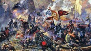1582 г. Иван IV Грозный заключает Ям-Запольский мир с Речью Посполитой