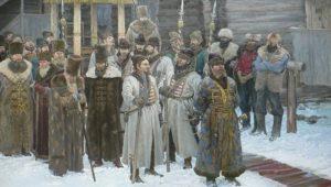1584 г. Иван IV Грозный отравлен