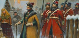 1569 г. Иван IV Грозный совершил поход на Новгород