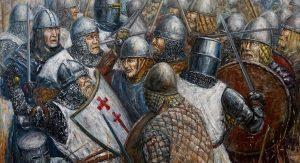 1224 г. Меченосцы захватывают Юрьев (Дерпт, Тарту) у эстов