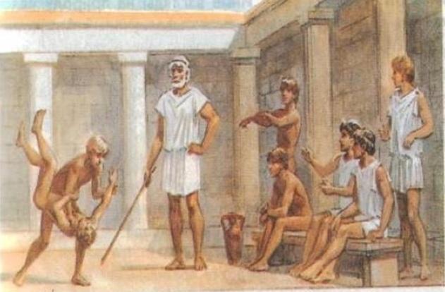 1140 г. Гильом Конхезий не видел противоречия между философией Платона и христианством