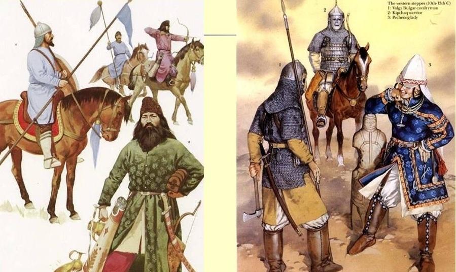 1036 г. Печенеги осадили Киев