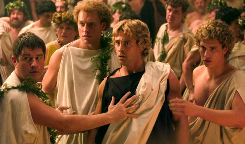 -328 г. до н.э. Александр Македонский убивает своего друга Клита Черного в пьяной ссоре