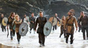 793 г. Скандинавские пираты датчане напали на монастырь св. Кутберта в Линдисфарне (Холи-Айленд)