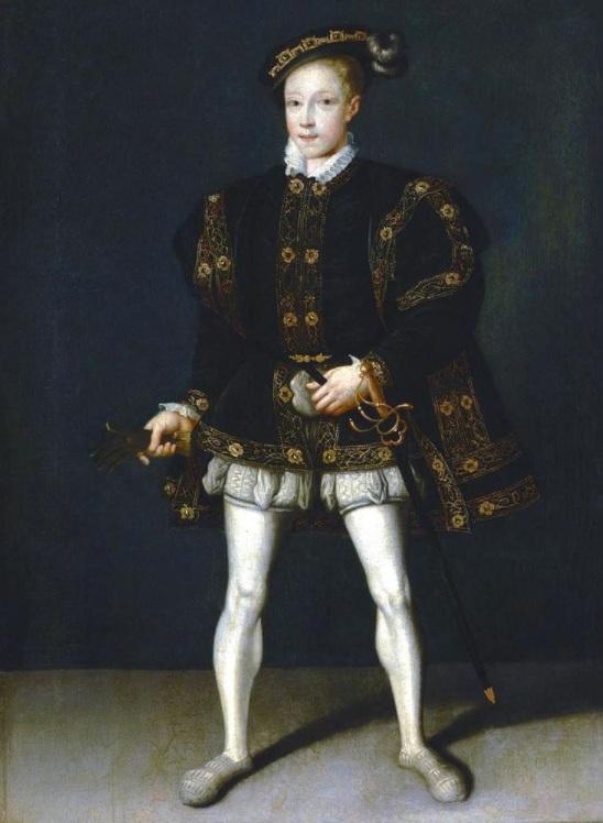1547 г. Эдуард VI издаёт закон против бродяг