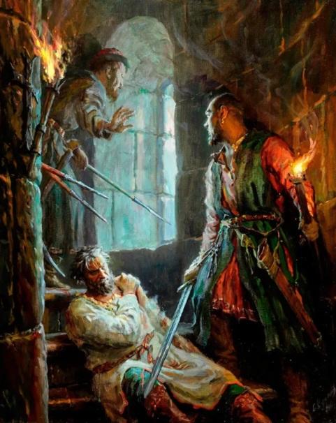 Почему святому Андрею Боголюбскому отрубили руку