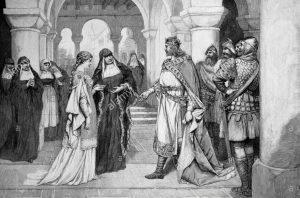933 г. Генрих I Птицелов разбил венгров объединенной армией германцев