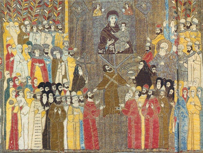 1483 г. Елена Стефановна рожает сына Ивану Молодому, сыну и соправителю Ивана III