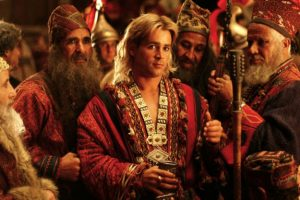 -323 г. до н.э. Александр Македонский умирает за 5 дней до начала похода в Аравию