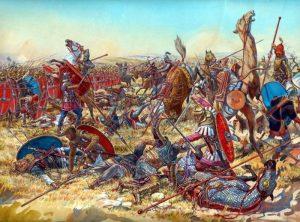 115 г. Траян достиг крайней точки римских завоеваний на Востоке