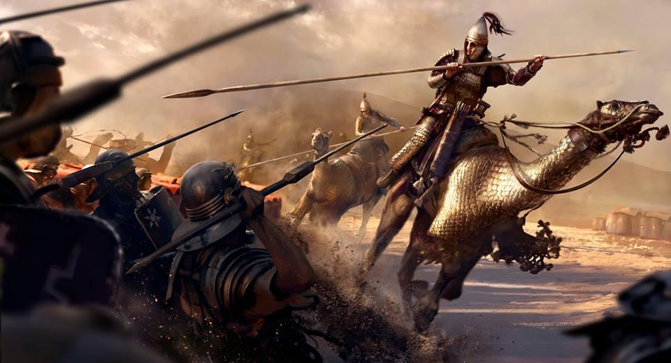 217 г. Каракалла взял парфянский город Арбелу