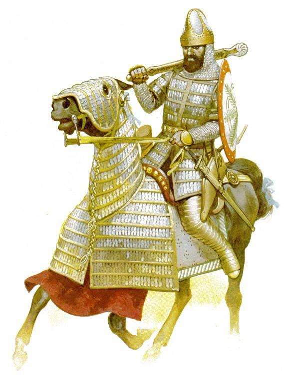 259 г. Валериан I терпит поражение в битве с персами при Эдессе