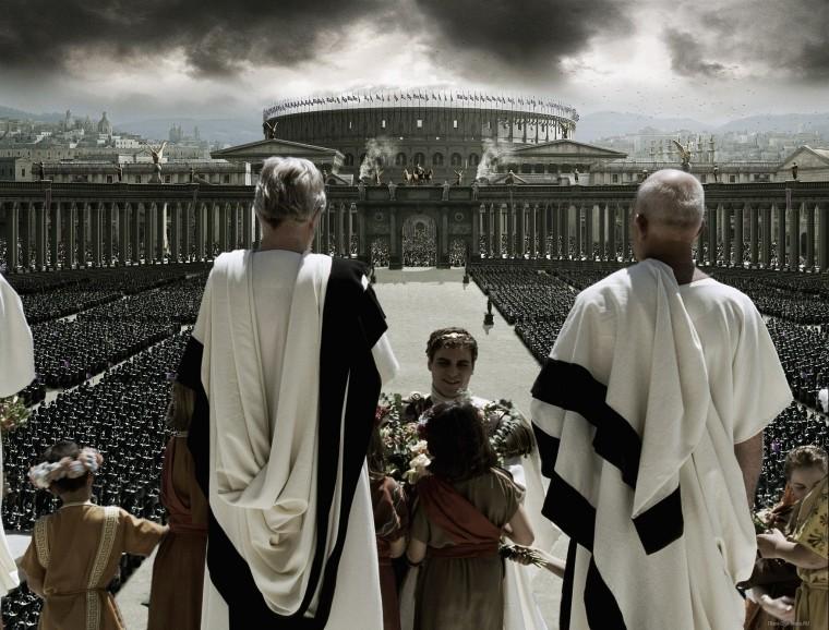 293 г. Диоклетиан делает императорскую власть неограниченной, полностью независимой от римского сената