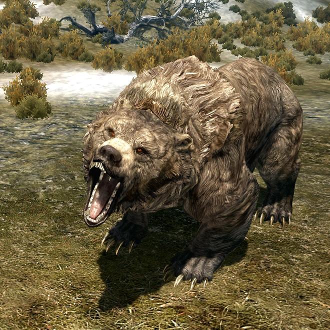 -25 000 г. до н.э. Кроманьонец использовал выращенного в неволе медведя для религиозного обряда