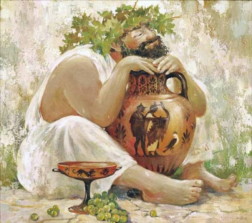 -307 г. до н. э. Эпикур утверждает наслаждение как цель жизни человека