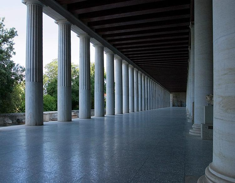 -280 г. до н. э. Зенон Китийский основал школу стоиков