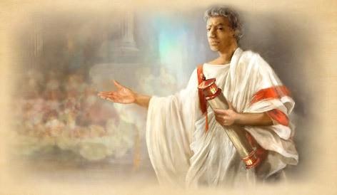 -129 г. до н. э. Панетий Родосский участвует в литературно-философском кружке