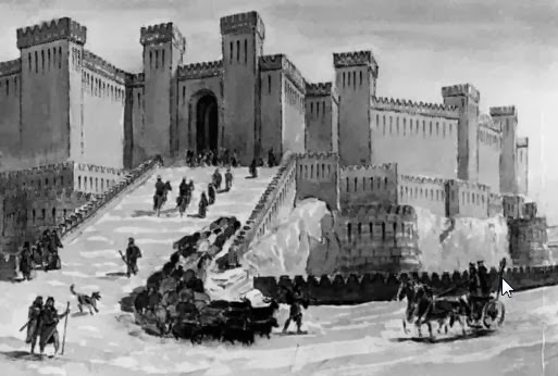 -1450 г. до н.э. Граждане Ашшурского государства жили по среднеассирийским законам