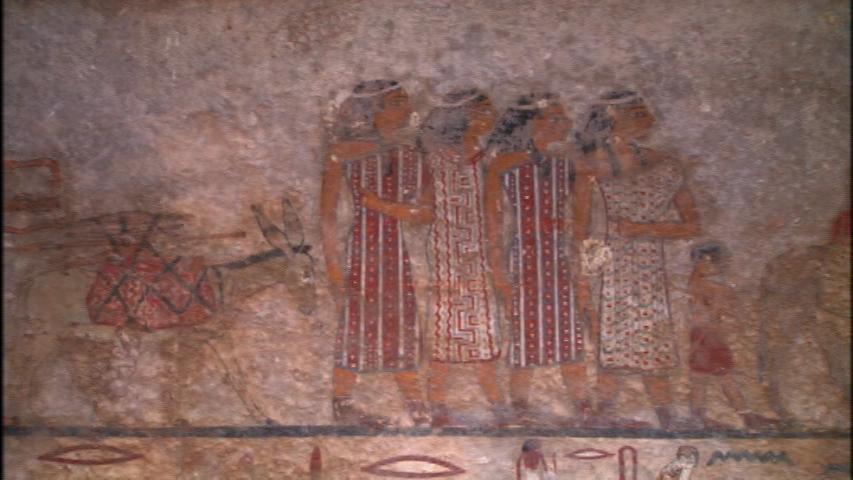 -1650 г. до н.э. Гиксосы основали династию в Нижнем Египте со столицей в Аварисе