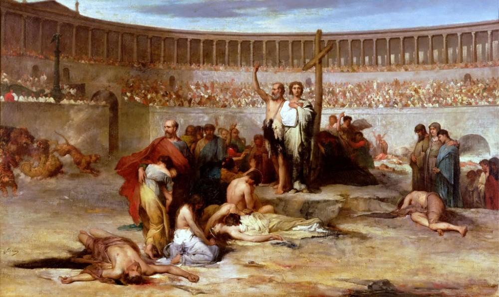 202 г. Климент Александрийский покидает Александрию и из-за гонений на христиан