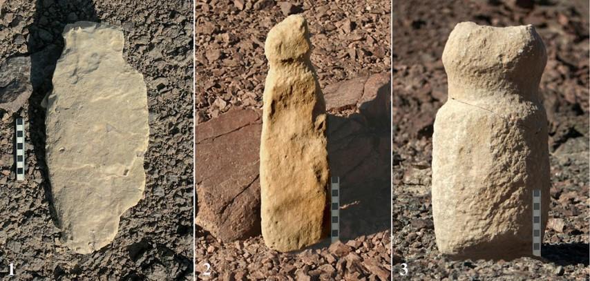 -6000 г. до н.э. Люди отправляли культ в святилищах с фаллическими обелисками