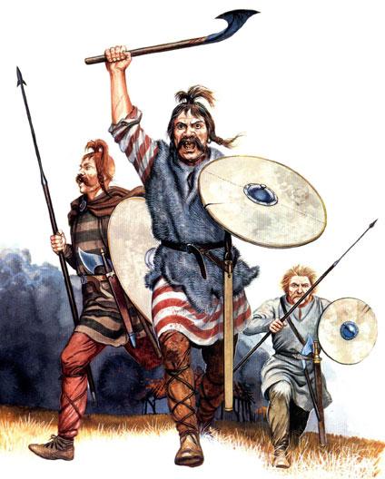486 г. Хлодвиг I, правитель франков, захватывает римские территории в Галлии после распада Западной Римской империи