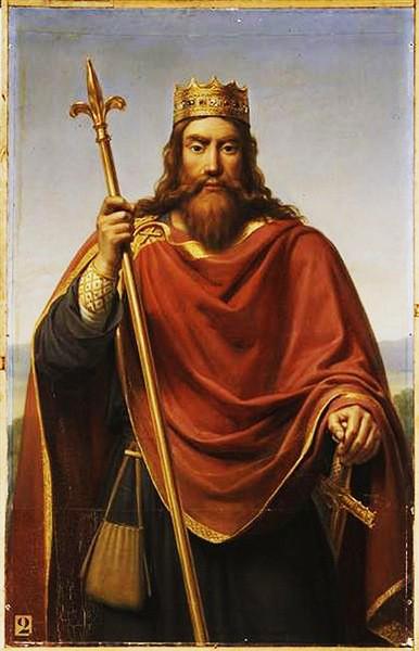 496 г. Хлодвиг I, правитель салических франков, принимает христианство в Реймсе