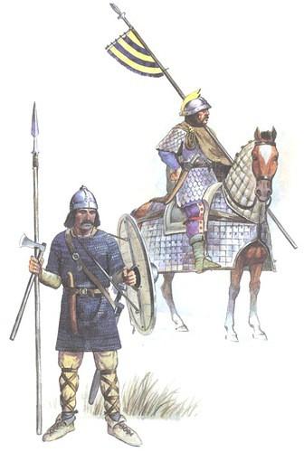 511 г. Хлодвиг I, правитель франков, созывает первый церковный собор в Орлеане