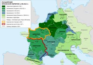 774 г. Карл Великий захватил столицу Ломбардии Павию
