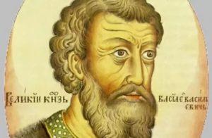 1452 г. Василий II Тёмный заготовил для отсылки императору доклад, с оправданием самостоятельного поставления у себя митрополита