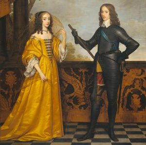 1688 г. Вильгельм III Оранский высаживается в Англии