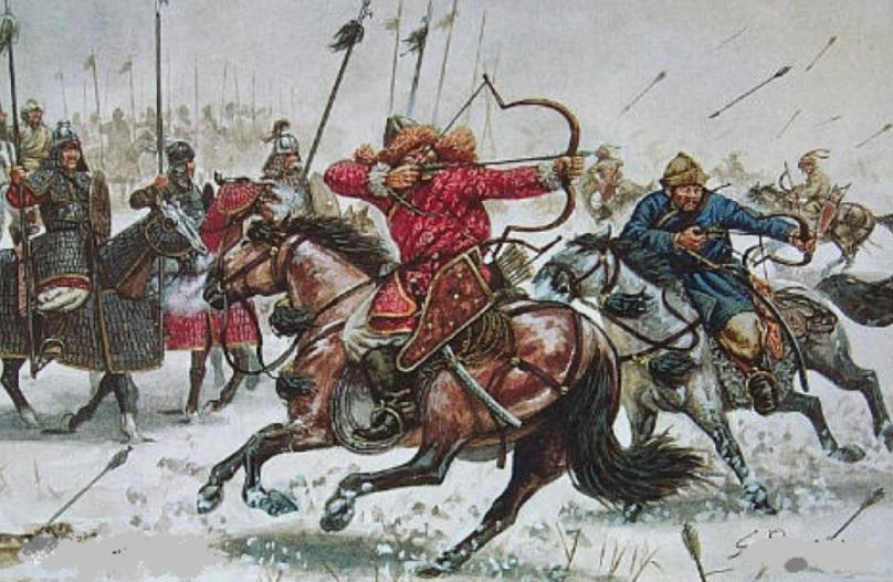 1479 г. Хан Ахмат договорился с Казимиром о совместном нападении на Русь