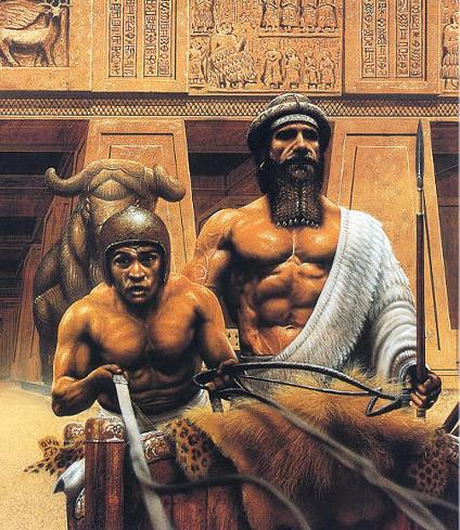 -2050 г. до н.э. Ур-Намму в Уре издаёт законы
