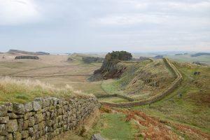 211 г. Септимий Север перестроил стену Адриана, которая с тех пор и стала границей римских владений