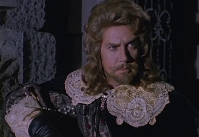 1614 г. Яков I любовная связь с Джорджем Вильерсом (будущим Бэкингемом)