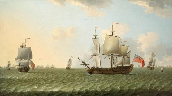 1776 г. Адам Смит публикует Исследование о природе и причинах богатства народов