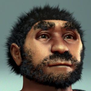 -770 000 лет до н.э. Синантроп обитал в горах Чжоукоудянь