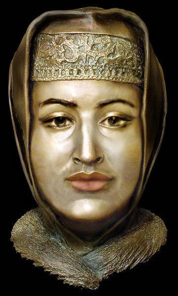 1472 г. София Палеолог обвенчана с Иваном III Васильевичем
